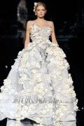时尚大牌的华美婚纱礼服盛宴