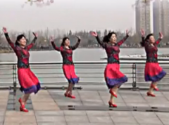 青儿广场舞辣妈 广场舞详细动作分解教学 三八妇女节热门广场舞
