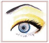 各种不同眼型图解及其化妆方法技巧(图片)