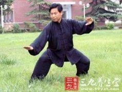 太极拳流派 杨式太极拳碾步动作怎样学习