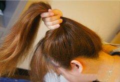 韩国女生丸子头怎么梳 韩版可爱丸子发型扎法流行魅力
