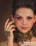 拉丁舞比赛实用化妆技巧女士必备