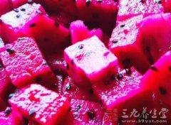 火龙果怎么吃好吃