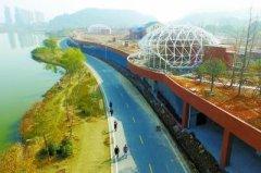 长沙西湖文化园地铁物业项目主体完成