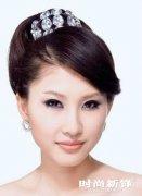 最新韩式新娘唯美造型教程