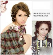 萧亚轩的发型 女明星减龄发型推荐Elva萧亚轩扮嫩有秘招