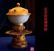 北京故宫博物院珍宝馆藏品赏析
