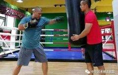 太极拳师雷雷被徐晓冬击败后练习搏击 称仅是体验