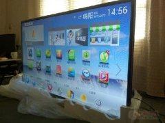 大屏显示睛彩中秋 网络热卖高清电视盘点